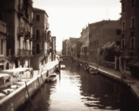 David Westby - Venetian Canal