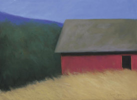 Karen Jones - The LaCross Barn