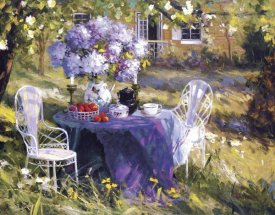 Benjamin - Lilac Tea Party
