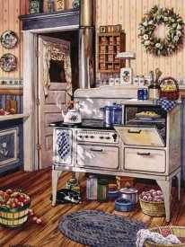 Erin Dertner - Comfy Kitchen