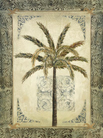 Heather Duncan - Contemporary Palm II