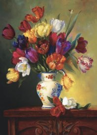 Fran Di Giacomo - Tulips On Parade