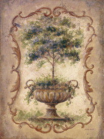 Sylvan Lake Collections - Topiary In Urn II