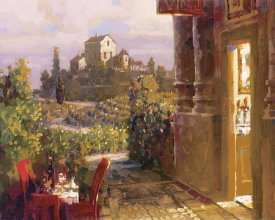 Leland Beaman - Magical Evening In Tuscany