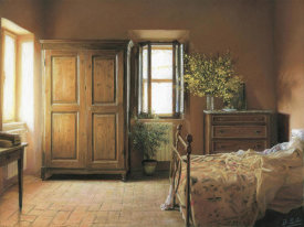 Darren Baker - Tuscan Bedroom