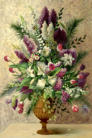 Welby - Spring Lilac Bouquet