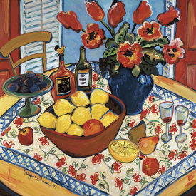 Suzanne Etienne - The Lemon Bowl