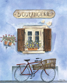 Katharine Gracey - French Bicycle IV