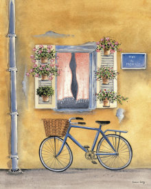Katharine Gracey - French Bicycle I