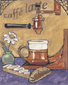 The Luntz Collection - Caffe Latte