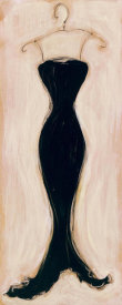 Susan Osborne - Black Evening Gown