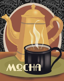 Betty Whiteaker - Mocha