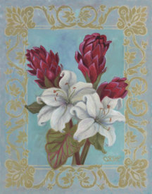 Shari White - Lilies At The Breakers