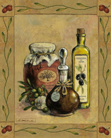 Betty Whiteaker - Olive Oil I
