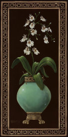 Janet Kruskamp - Ginger Jar With Orchids I