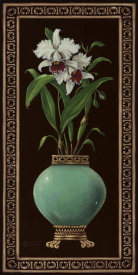 Janet Kruskamp - Ginger Jar With Orchids II