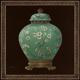 Janet Kruskamp - Jade Ginger Jar