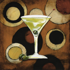 Susan Osborne - Martini Cocktail