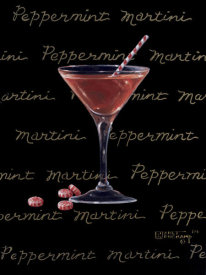 Janet Kruskamp - Peppermint Martini