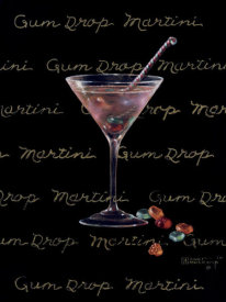 Janet Kruskamp - Gum Drop Martini
