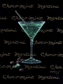 Janet Kruskamp - Choco-Mint Martini