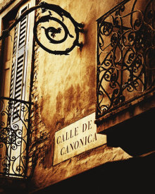James T Murray - Calle De Canonica