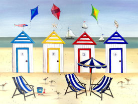 Katharine Gracey - Beach Houses