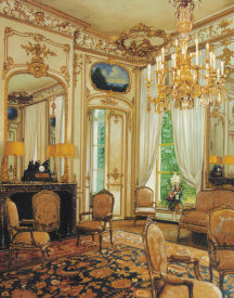 Lone - Gold Sitting Room
