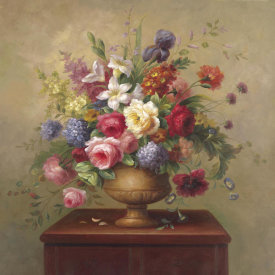 Steiner - Heirloom Bouquet I