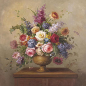 Steiner - Heirloom Bouquet II