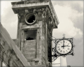 Judy Mandolf - Clock Tower