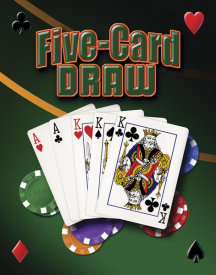 Mike Patrick - Five Card Draw