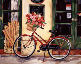 Suzanne Etienne - My Red Bicycle