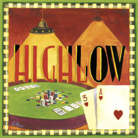Geoff Allen - Poker High Low
