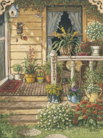 Janet Kruskamp - Summer Front Porch