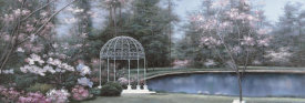 Diane Romanello - Lakeside Gazebo Panel
