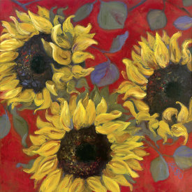 Shari White - Sunflower I
