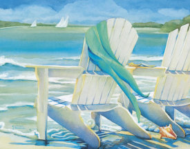 Kathleen Denis - Seaside Breeze