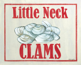 Catherine Jones - Little Neck Clams