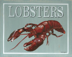 Catherine Jones - Lobster