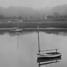 Reid Yalom - Two Sailboats, Cape Cod