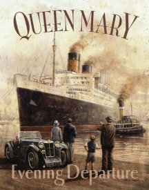 Kevin Walsh - Queen Mary