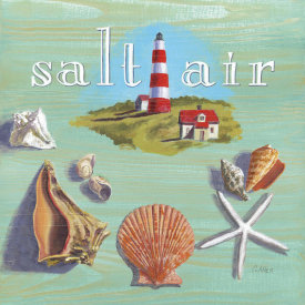 Geoff Allen - Salt Air