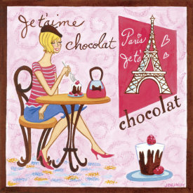 Jennifer Brinley - French Chocolate