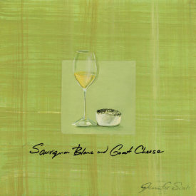 Jennifer Sosik - Wine & Cheese II