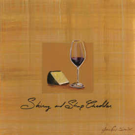 Jennifer Sosik - Wine & Cheese III