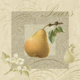 The Miles Graff Collection - Fruits & Blossoms III