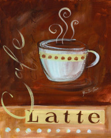 Jennifer Sosik - Coffee Cafe I
