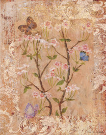 Lisa Ven Vertloh - Butterflies And Blossoms II