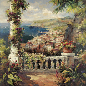 Peter Bell - View From The Terrace